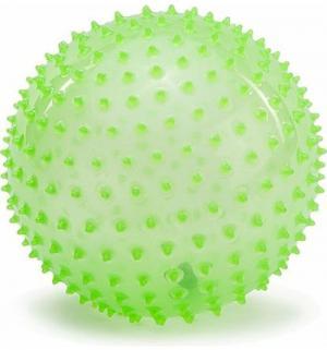Мяч  массажно-игровой светящийся 18 см PicnMix