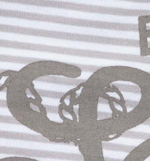 Джемпер  Паруса, цвет: серый MM Dadak