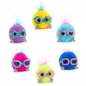 Мягкая игрушка  КТОтик в забавных очках 13 см Orange