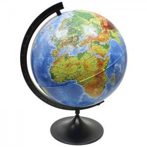 Глобус Земли физический 320 серия Классик Globen