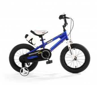 Велосипед двухколесный  Freestyle Steel 12 Royal Baby