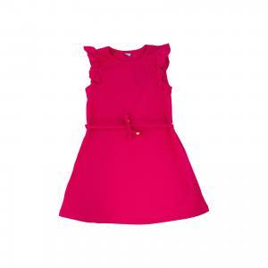 Платье для девочки DAUBER. Цвет: розовый