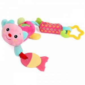 Подвесная игрушка  с прорезывателем Кошка Ути Пути