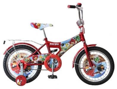 Детский велосипед  Angry birds, цвет: красный Navigator