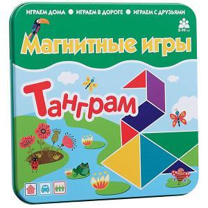 Магнитная игра  Танграм Бумбарам