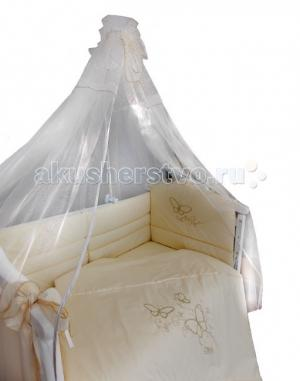 Комплект в кроватку  Farfalla (7 предметов) Labeille