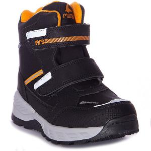 Утепленные ботинки Mursu. Цвет: черный