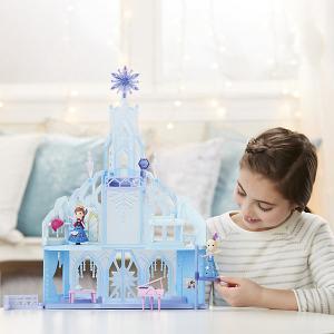 Игровой набор Disney Princess Холодное сердце Дворец Эльзы Hasbro